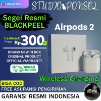 APPLE Airpods Gen 2 With Wireless Charging Case