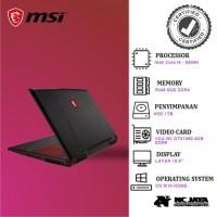 Laptop Gaming MSI GL63-8RC