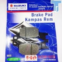 Kampas Rem/Dispad Belakang SUZUKI SATRIA FU 150 Injeksi FI/F1 69100B