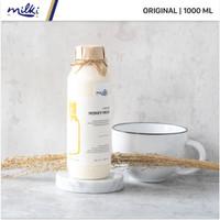 MILKI Premium Original Honey Milk 1L