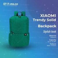 Xiaomi Trendy Solid Color Lightweight Water-resistant Backpack