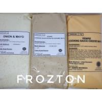 Kewpie Cooking Sauce (1 Kg) Roasted Sesame Cheese Mayo