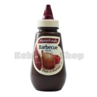 Masterfoods Barbecue Sauce 250g | Master foods Barbeque Sauce Saus Bbq