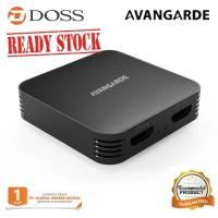 Avangarde HDMI 4K Game Video Capture Card & Live Broadcasting