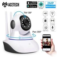 Wifi Smart Camera Babycam IP Cam CCTV Wireless Portable Home Security