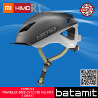 (batamit) Xiaomi HIMO R1 Traveler Bike Cycling Helmet - Helm Sepeda