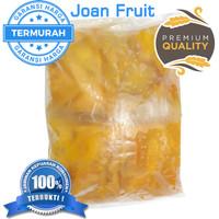 Frozen Mango 1/2kg Packingan per 100gr Buah Beku Mangga Harum Manis