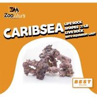 CaribSea Life Rock Shapes 20 Lb / Live Rock / batu aquarium laut