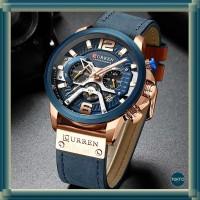 Jam Tangan Pria CURREN 8329 Original Garansi Resmi 1Tahun