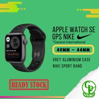 APPLE WATCH SE NIKE GPS 44MM 40MM GREY ALUMINIUM CASE NIKE SPORT BAND