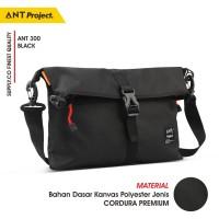 ANT PROJECT - Tas Selempang Messenger Sekolah Kuliah Kerja ANT300