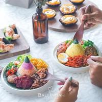 Tumpeng Mini Bali Indah Catering