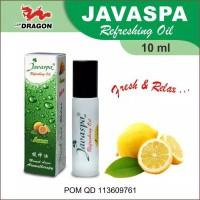 Javaspa Refreshing Oil Cap DRAGON - Aromatherapy Lemon 10ml