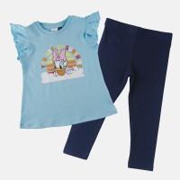 KIDS ICON - Setelan Anak Perempuan DAISY DUCK 03-36 Bulan- DK7K0400200