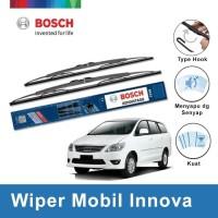 Bosch Sepasang Wiper Mobil Toyota Kijang Innova Reborn Advantage 26&16