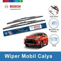 "Bosch Sepasang Wiper Kaca Mobil Toyota Calya Advantage 22"" & 17"""