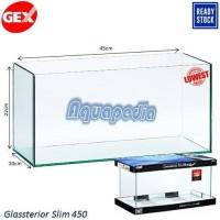 Aquarium GEX Glassterior Slim 450