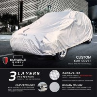 Toyota Avanza Cover Mobil Durable Rubik Sarung Selimut Mobil Outdoor
