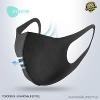Masker Kain Kesehatan Breathable dan Comfortable Anti Bakteri Scuba