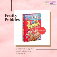 Fruity Pebbles Cereal Share in Pouch