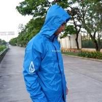 Raincoat Jas Hujan Kalibre Rainshield 02 970170 Original .
