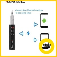 [[ 4CONNECT BLUETOOTH V4.2 WIRELESS AUDIO RECEIVER DONGLE MUSIC
