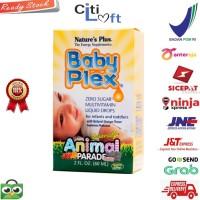 Nature's Plus Baby Plex Animal Parade 60ml BPOM