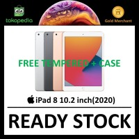 Apple iPad 8 2020 10.2 Inch 128GB WiFi Cellular GRAY GREY GOLD SILVER