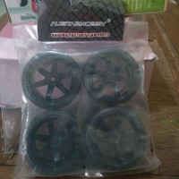austar ban roda rc remote control drift 1/10 hex 12mm