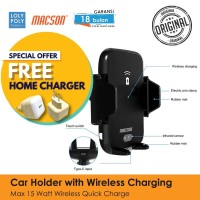 Lolypoly Car Holder With Wireless Charger 169