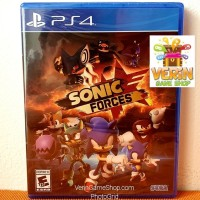 PS4 Sonic Forces / Sonic Force