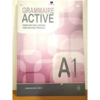 Buku Bahasa Perancis Grammaire Active A1 trmsuk CD audio ORIGINAL