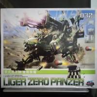 Zoids Liger Zero Panzer BT Model