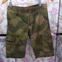 celana Cargo pendek Anak Merk Esprit size 7-8 dan 9-10 stock melimpah