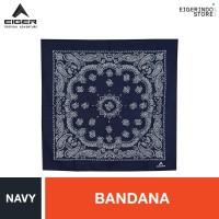 Eiger Bandana 1 Warna 1.1 Bandana - Navy