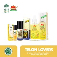 Safe Care Paket Hemat Aromatherapy Telon Lovers