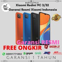 Xiaomi Redmi 9C 3/32 GB 3GB 32GB Garansi Resmi Xiaomi Indonesia