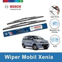 """Bosch Sepasang Wiper Kaca Mobil Daihatsu New Xenia Advantage 20"""" & 16"""""""