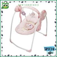 Sale baby elle portable swing bouncer ayunan bayi electrik Termurah