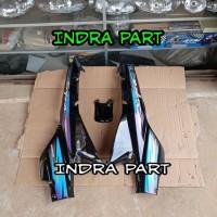 cover body belakang motor honda supra x 2000 2004