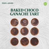 TOUS les JOURS Choco Ganache Tart (ISI 18 PCS)