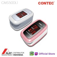 Pulse Oximeter Mini Portable Contec CMS50DL1