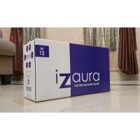 iZaura Air Minum Alkali 600ml BOX ISI 12