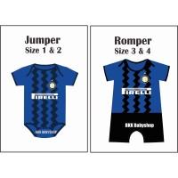 Jumper Bayi Anak Bola Intermilan