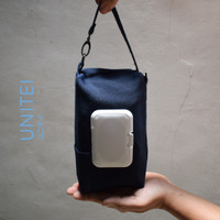 UNITEI NEW NORMAL POUCH / TISU BASAH / HAND SANITIZER / MASKER