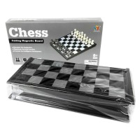 Mainan Anak Keluarga Chess Folding Magnetic Board Papan Catur Magnet