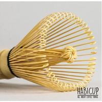 Chasen Bamboo Whisk - Pengaduk Matcha Bambu - Original Matcha