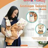 gendongan bayi samping baby family Babyscots/gendongan anak bayi