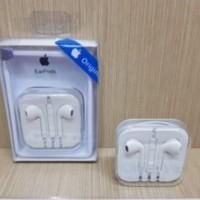 Handfree Apple ORIGINAL HeadSet Ear Pod Ear Phone iPhone iPad iPod