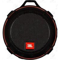 JBL WIND Portable Bluetooth Speaker for Bikers - Black